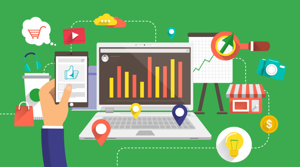 Marketing ready website